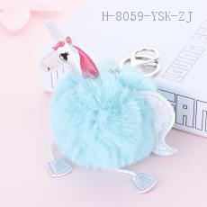 Unicorn Key-chain 7cm 12pcs/bag