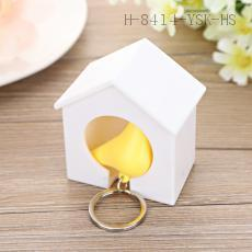 Key Chain with colored box 6.8*8.2*5cm