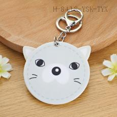Cat Key Chain 10*8cm 12pcs/bag