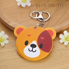 Bear Key Chain 10*8cm 12pcs/bag