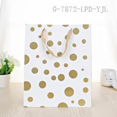 Medium Golden Pattern Gift Bag 26*32*12cm