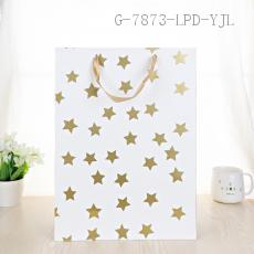 Large Golden Pattern Gift Bag 31*42*12cm