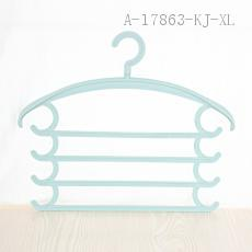 4-layer Pants Rack PP 41*35cm