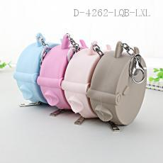 Mixed color Fish Wallet 11*9cm