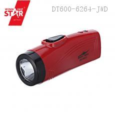 NM-8670 LED Torch Flashlight with v8 interface 10.7*3cm