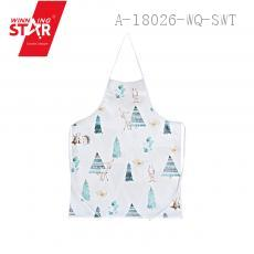Cartoon Apron 23.5*59*60cm