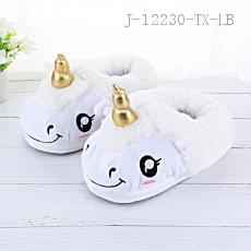 Unicorn Slippers 26-28cm