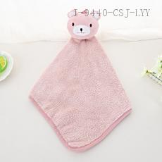 Bear Hand Towel 30*30cm 38G 10pcs/bag