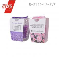 Aromatic Candle 270g±10g 6.5*9cm 12pcs/box