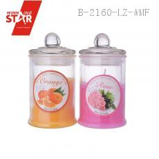 185  Aromatic Candle 270g±10g 6*10.5cm 12pcs/box