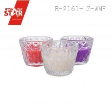 D1648 Fish Cup Candle 6.5*11cm 12pcs/box