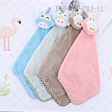 Cartoon Animal Hand Towel 21x40cm