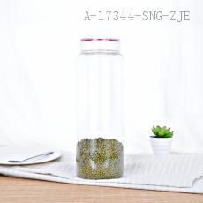 8867 Storage Jar 32.2*9.8*11cm 2700ml PET+PP+AS