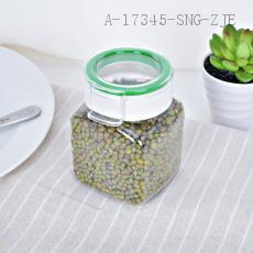 8860 Storage Jar PET+PP+AS 7*7.2*10.5cm 300ml
