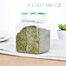 8862 Storage Jar PET+PP+AS 9.5*15*9.2cm 1000ml
