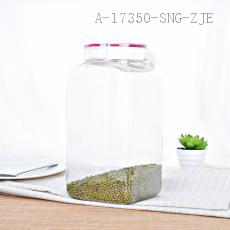 8868 Storage Jar PET+PP+AS 10.5*27.5*14cm 3850ml