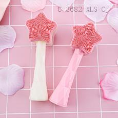 Star Washing Brush abs+pbt 13*5cm
