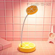(121)Fashion Desk Lamp with colored box 15*12*12CM