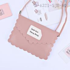 Envelope Pattern Bag PU 19*14cm