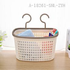 5068 Storage Basket with hook 26.5*15*17cm