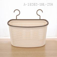 5069 Storage Basket with hook 34*17*21cm