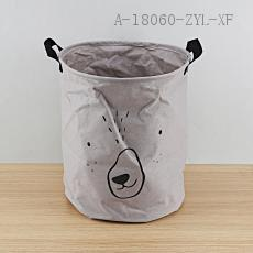 Bear Storage Basket 34*40cm