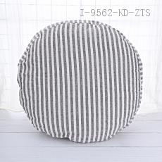Round Stripe Pattern Cushion 46CM