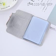 Card Package PU+PVC 16.5*14*11cm 12pcs/bag