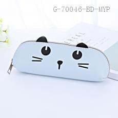 Pencil Bag PU 20.5*4.5*7.5cm
