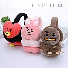 Lovely Animal Earmuff 12pcs/bag