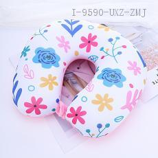Plant Pattern U-shaped Pillow 26*25cm