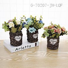 Rose Potted Plant 22*10cm