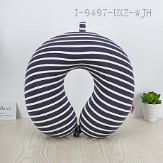 Stripe Pattern U-shaped Pillow 30*30*10cm