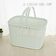 527 Large Storage Basket 33*23.5*21cm 346g