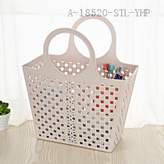 227 Portable Storage Basket 32*15.5*37.5cm PE 290g
