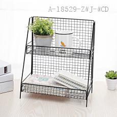 Kitchen two-tier rack  16*30*35cm  Bubble bag