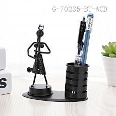 Doll Pen Holder  13*11*5.8cm  OPP bag packaging