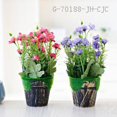 CYY-35  Decorative potted  Carton packaging  Size 23*9cm