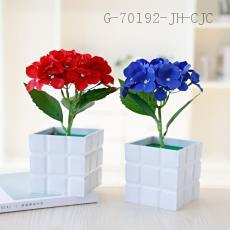 CYY-38  Decorative potted  Carton packaging  Size 30*10cm