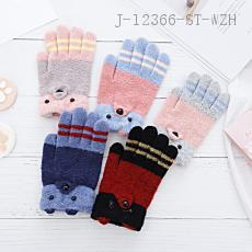 D-5030  Children's five-finger Gloves