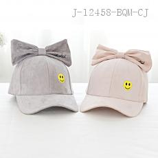 x036  Smiley Baseball Cap   27*4cm