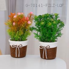 CYY-4  Potted Plant  16*8cm