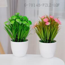 CYY-8  Potted Plant  23*13cm