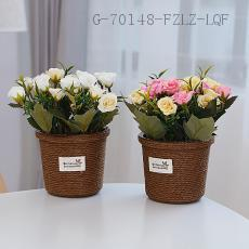 CYY-7  Potted Plant  8*16cm