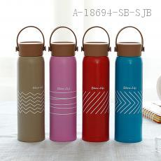X090  Thermos Cup  Color box  22.5*6.5cm 500ml