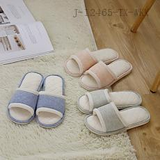 Cotton Slippers  Opp bag  37-38 39-40