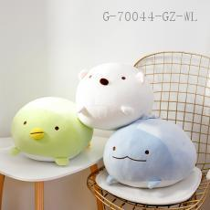 Round Animal Doll  35cm  470g