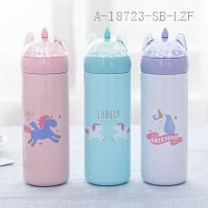 L-8014  Thermos Cup  Color box  19.5*6.5cm 330ml