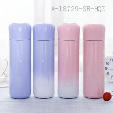 ZF-8121  Thermos Cup  Color box  23*6.8cm 450m