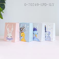 Animal Series Gift Bag  210g  10*18*23cm